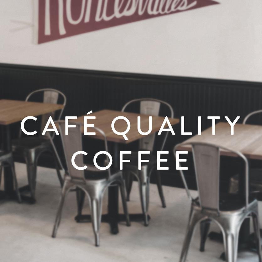 Café Quality Coffee